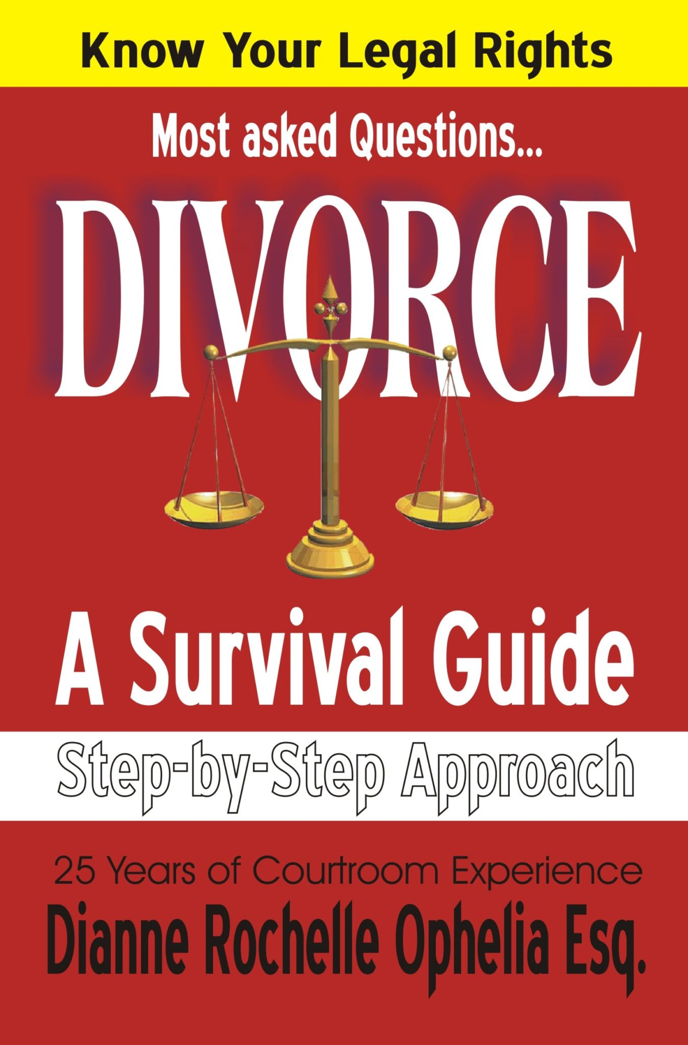Divorce, A Survival Guide