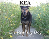 Kea the Reading Dog