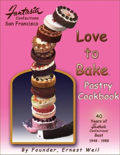 Love to Bake Pastry Cookbook