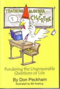 Teaching Algebra To Chickens