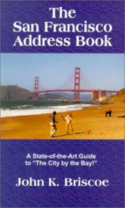 The San Francisco Address Book